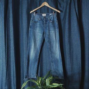 🌻MOVING SALE🌻 Current/Elliott Step Hem Jeans